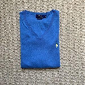 Blue Polo Ralph Lauren Sweater Vest